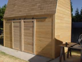 13 comprehensive plans and walk thru s to build shed doors