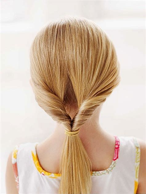 hair styles with flips for women long hairstyles flip tail kids girl long hairstyles
