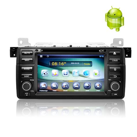 2 player android wholesale 1 din android 4 2 car dvd player for bmw e46