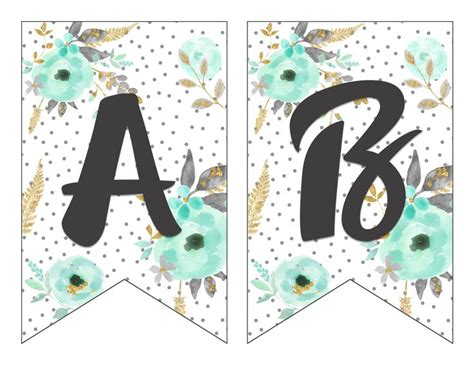 printable letters for banner best 25 printable banner letters ideas on pinterest