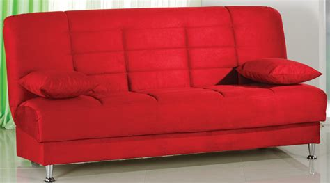 red microfiber loveseat vegas red microfiber sofa bed with storage