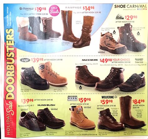 shoe carnival black friday ad black friday ads 2016