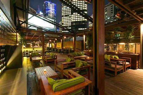 top 5 bars in melbourne roof deck tiles deck design and ideas