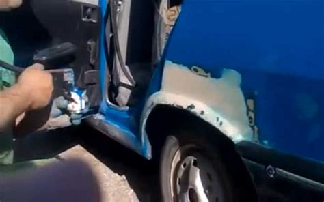 spray painting a car rss how to spray paint a car without an airbrush