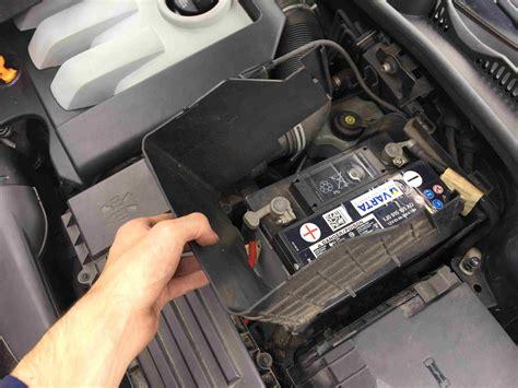 Vw Auto Tauschen by Golf 5 6 Batterie Wechseln Welche Batterie Kaufen