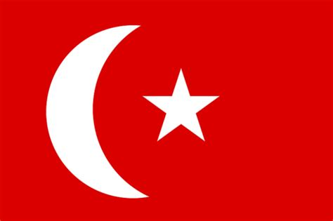 ottoman empire flag 1914 ottoman flag in 1914 flickr photo sharing