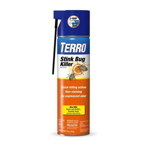 bed bugs killer spray terro stink bug killer aerosol spray