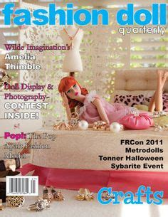 fashion doll quarterly coupon 1000 images about magazines on bazaars