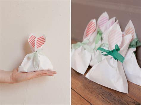 bunny ear bags diy