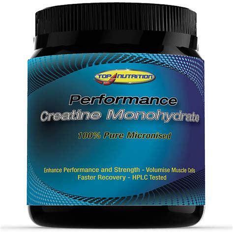 creatine gut health top nutrition micronised creatine monohydrate 450g