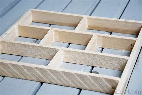 Construire Un Tiroir by Easy And Affordable Diy Drawer Organizer