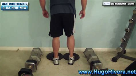 10 minute calves home workout routine