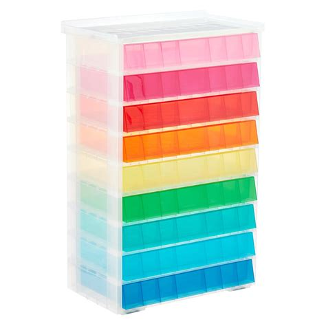 8 drawer rainbow chest rainbow 4 drawer units the container