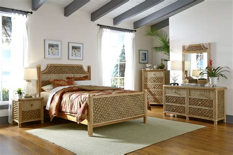 Rattan Bedroom Furniture by Ellegant Wicker Rattan Bedroom Furniture Greenvirals Style