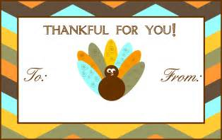 juneberry the sweetest thanksgiving hostess gifts a free turkey day printable gift tag