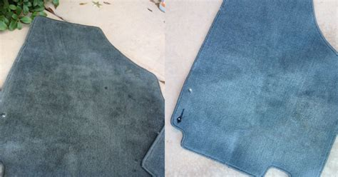 How To Clean Rubber Mats by Clean Car Floor Mats Easily With Diy Cleaner And Washing