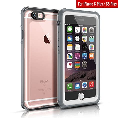 waterproof case  iphone   fitfort clear