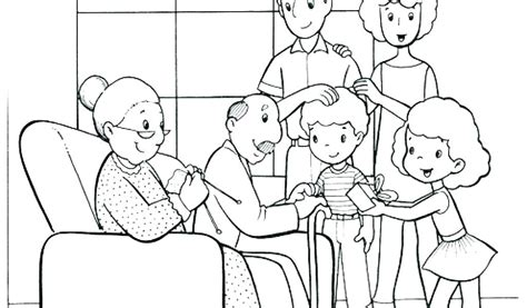 family coloring pages proud family pages printable coloring pages