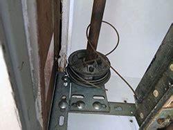 broken garage door cable garagedoorhome home of all things garage door