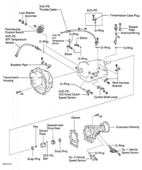 nd brake clutch pack clearance specifications toyota sequoia 2004 repair 2004 toyota tacoma parts diagram lovely repair guides front suspension wheel bearings wire diagram