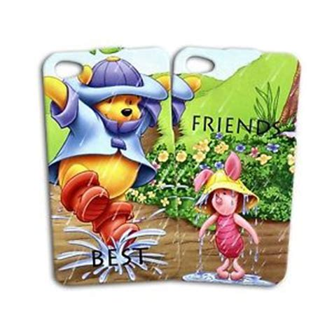Iphone Iphone 5s Baby Winnie The Pooh Piglet Quote Cover disney winnie the pooh piglet best friend ipod iphone