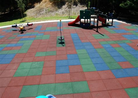 Rubber Playground Flooring by Environmental Molding Concepts Emc Playground Mats