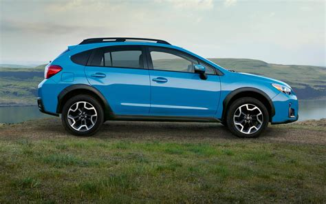 subaru xv blue 2016 crosstrek models and prices officially announced