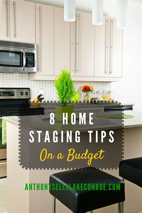 8 Tips For A Tight Budget by 8 Home Staging Tips On A Budget Stage Budgeting And
