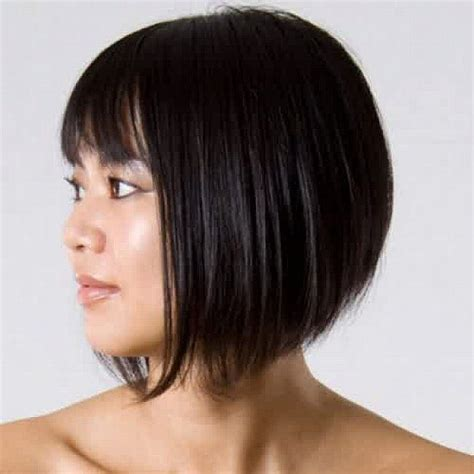 libg bob with angle bang 1000 images about hair ideas on pinterest for women