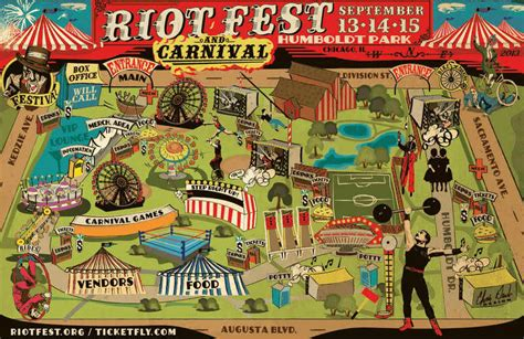 Riot Giveaway - win two tickets to riot fest giveaway 2