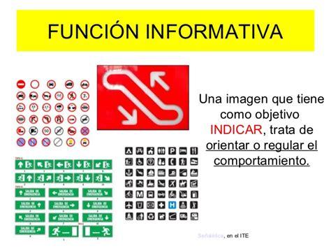 Imagenes Funcion Informativa | funci 243 n de las im 225 genes