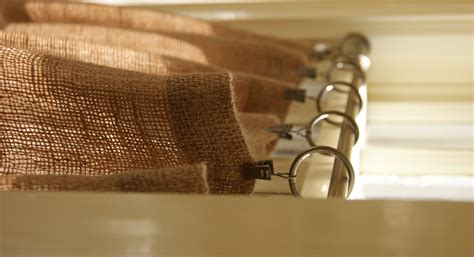 making curtains out of burlap how to make burlap cafe curtains guest post the