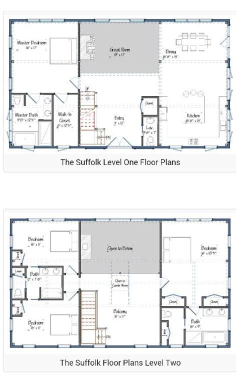 30 Barndominium Floor Plans for Different Purpose