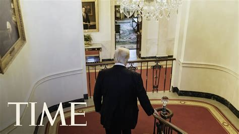 white house residence president trump after hours inside trump s guided tour of the white house residence