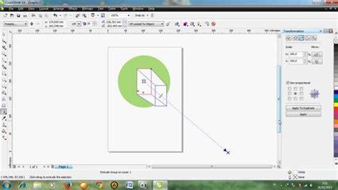 membuat kolase di corel draw cara membuat icon flat di corel draw youtube