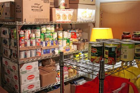 Faith Food Pantry by Temple To Open Food Pantry
