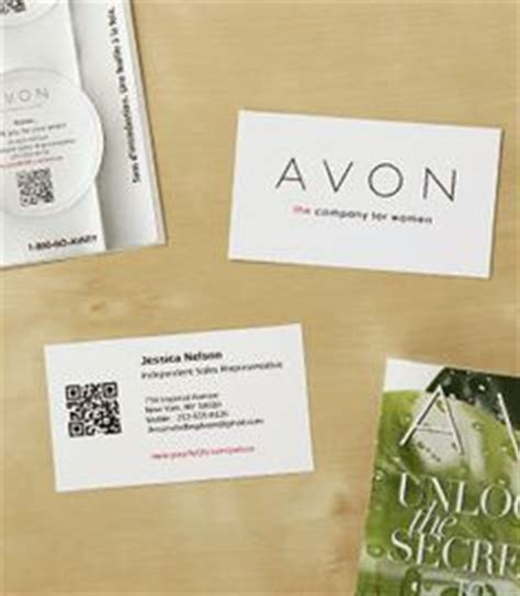 partylite business card template 17 best images about avon marketing on avon