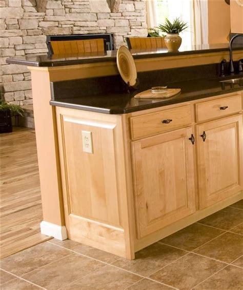 cabinet  panel kitchen islands pinterest kitchens