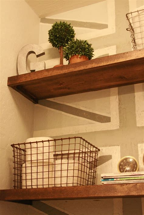 Shelf Of Water by Home Tour By Grand Designs The Painted Home By