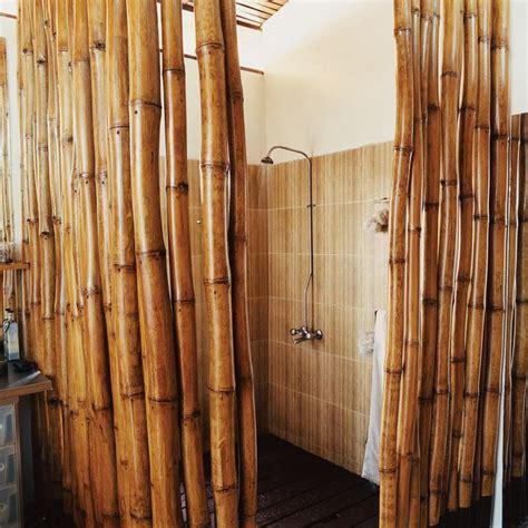 bamboo bathroom ideas bamboo bathroom decor design pinterest
