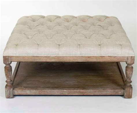 padded top coffee table 40 best ideas upholstered coffee tables coffee
