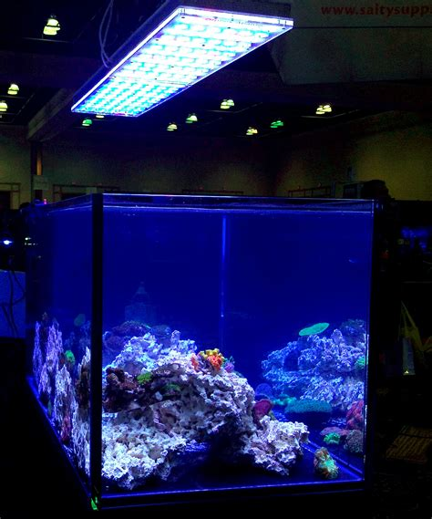 Led Aquarium in depth understanding of orphek atlantik v2