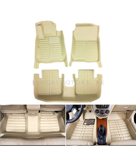 floor mat 2016 honda civic buy honda civic 5d custom floor mat beige 2016 2017 in