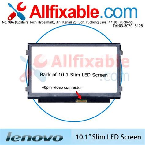 10 1 quot slim led lcd screen for lenovo end 3 9 2018 5 36 pm