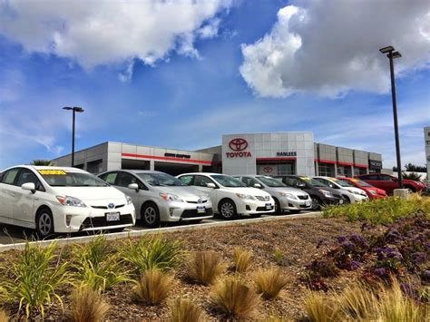 Hanlee Toyota Hanlees Hilltop Toyota 65 Photos 306 Reviews Garages