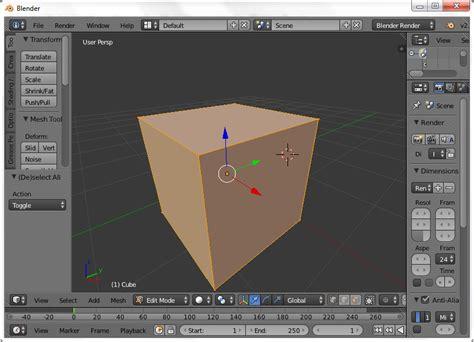 tutorial blender 3d membuat karakter cara mudah membuat karakter 3d untuk pemula tutorial
