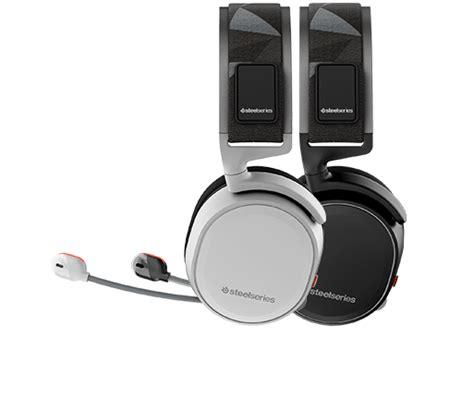 Steelseries Headset Arctis 7 White steelseries arctis 7 white wireless 7 1 dts x surround