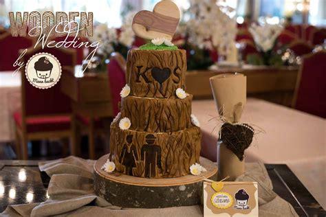 Hochzeitstorte Holzoptik eine ganz besondere hochzeitstorte in holzoptik