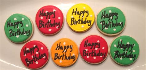 114 best round cookies decorated images on pinterest