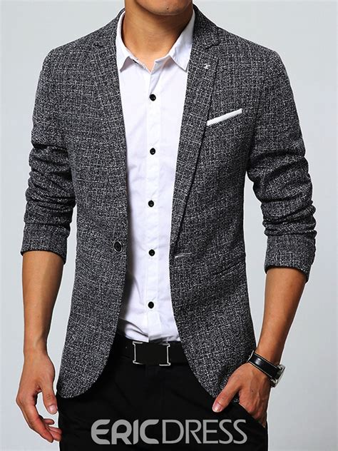 Set 3in1 Annica Flower Shirt Grey Vest With Black Skirt ericdress notched lapel basic slim fit s blazer 11998849 ericdress